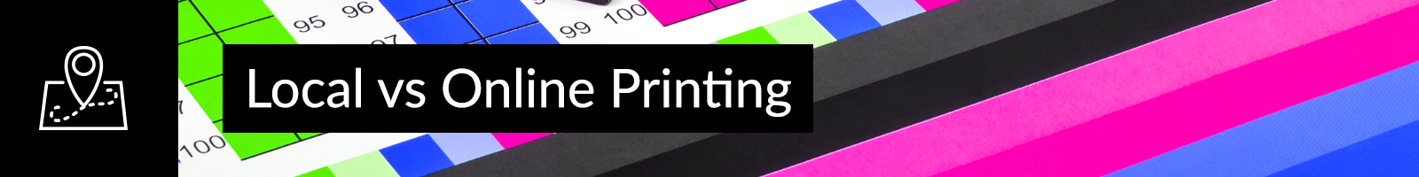 Local vs Online Printing